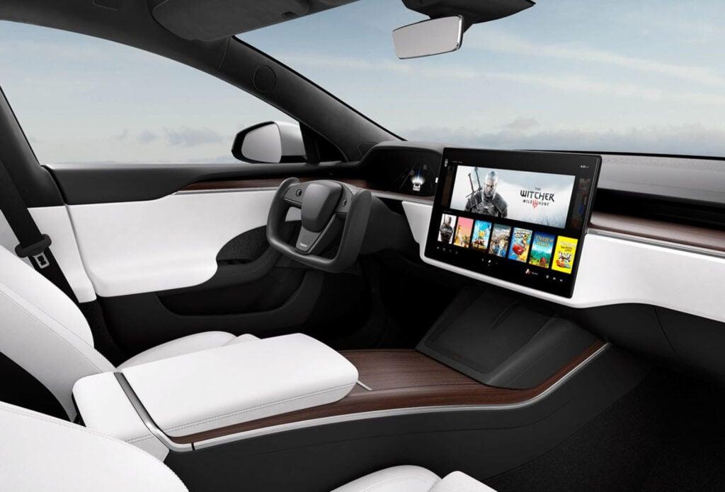 tesla model s x 2021 refresh interior front | graydonschwartz.com