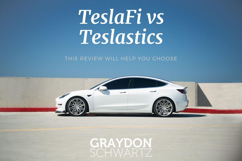 TeslaFi vs Teslastics
