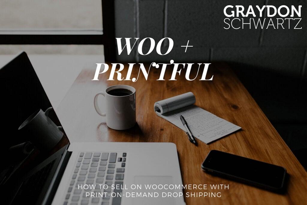 Cómo vender en Woocommerce con Drop Shipping de impresión bajo demanda