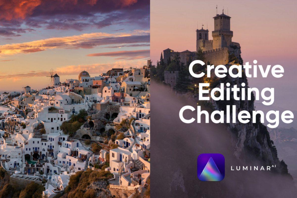 The Creative Editing Challenge With Elia Locardi and Luminar AI