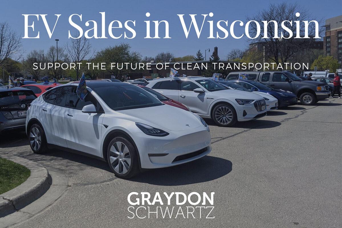 Ventes de VE au Wisconsin : Soutenez l'avenir du transport propre