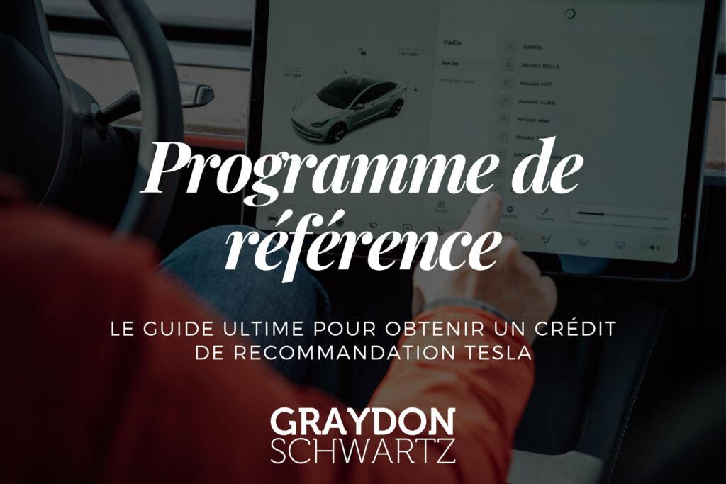 Le guide ultime pour obtenir un crédit de recommandation Tesla