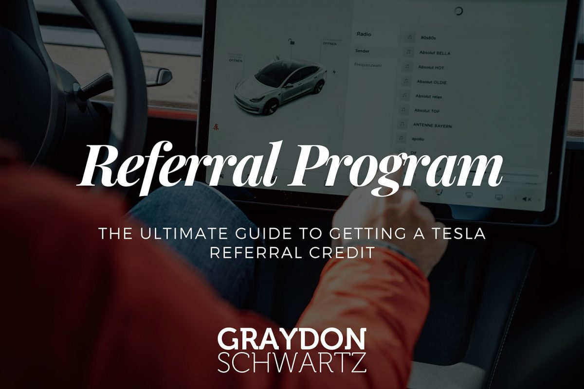 La guía definitiva para conseguir un crédito de recomendación de Tesla