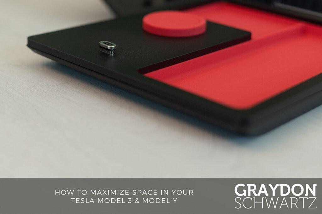 tesla tray by jeda magnetic usb c | graydonschwartz.com
