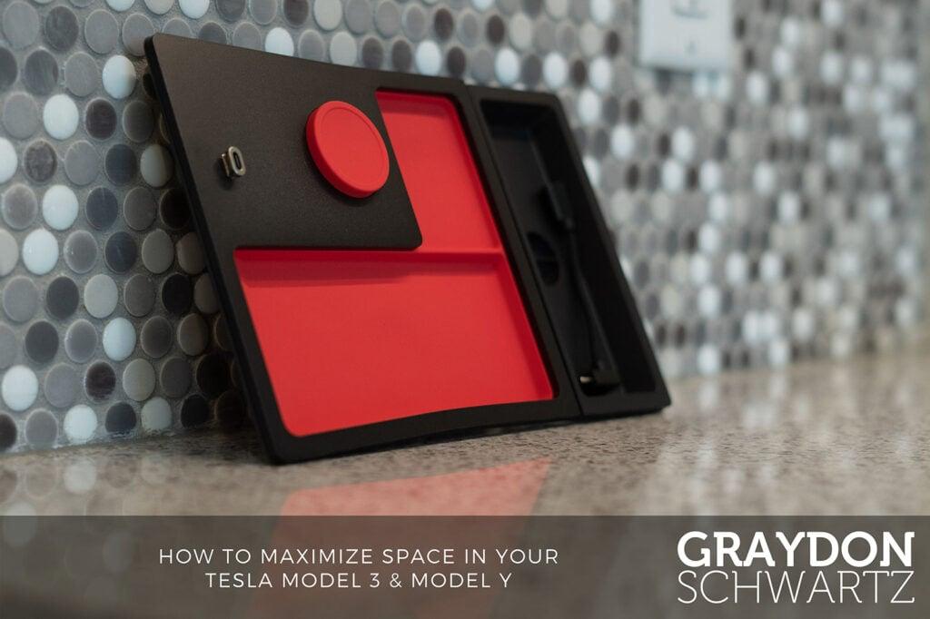 tesla tray by jeda unboxed | graydonschwartz.com