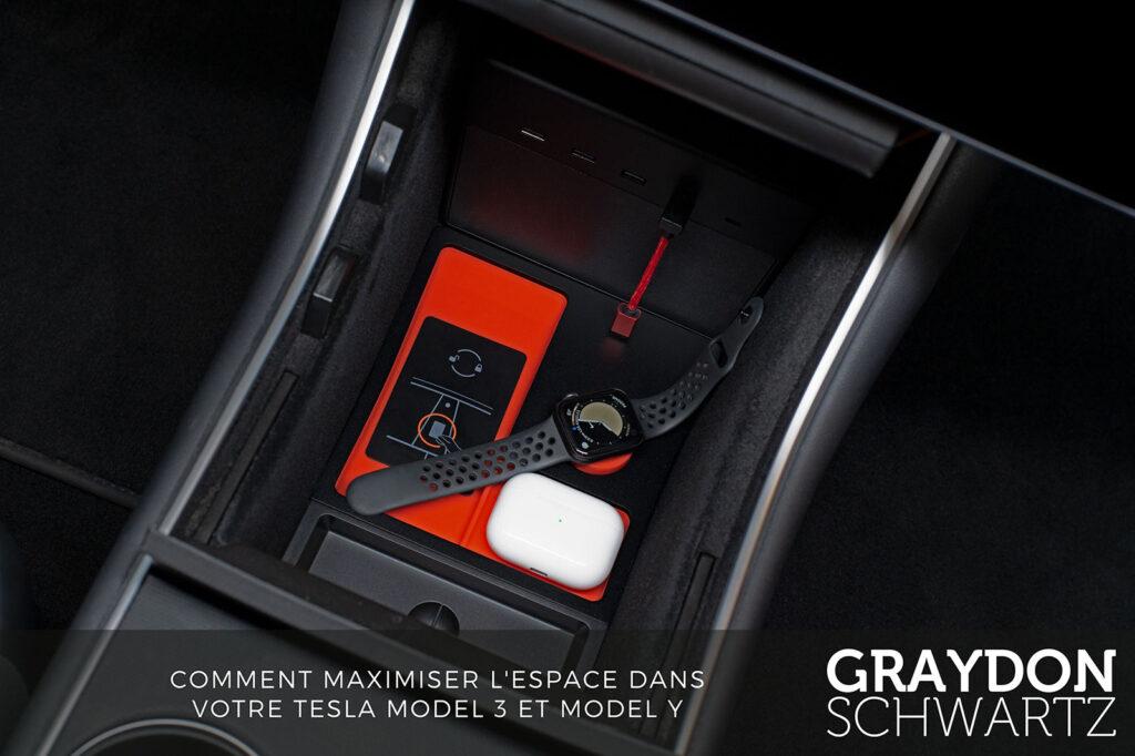 tesla tray by jeda watch airpods fr | graydonschwartz.com