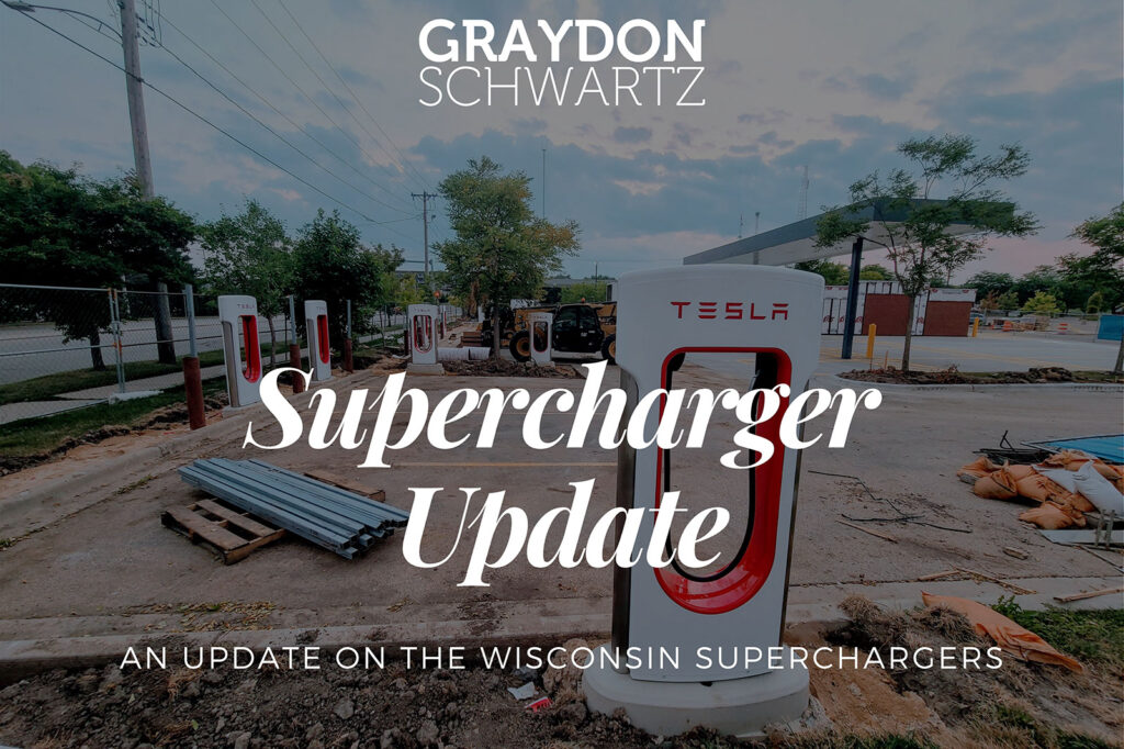 An Update on the Wisconsin Superchargers