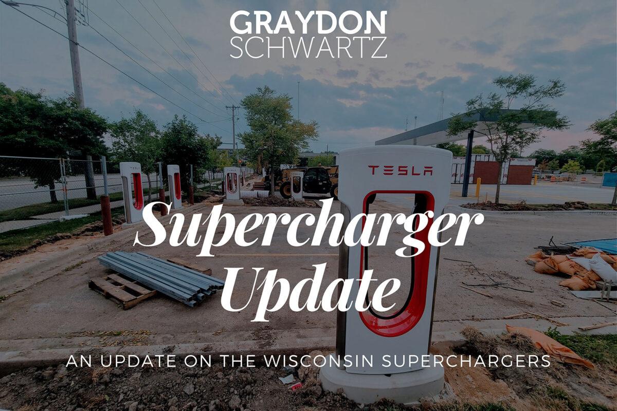 Ein Update zu den Superchargern in Wisconsin