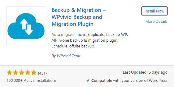rocketdotnet backup and migration wpvivid backup and migration plugin | graydonschwartz.com