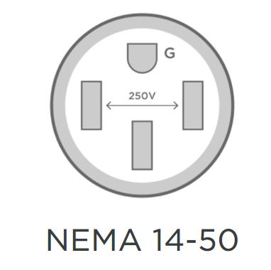 Tesla Camping NEMA 14-50